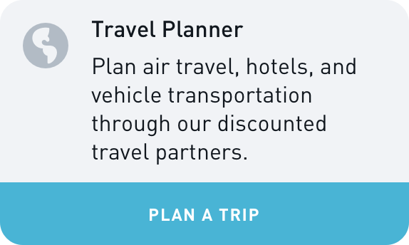 BFF Travel Planner Widget